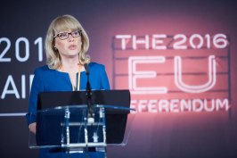 THE EU REFERENDUM at Manchester Town Hall and Central