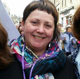 Catriona Burness, Parliamentary and Policy Manager at RNIB Scotland